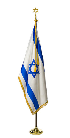 Israel Ceremonial Flags and Sets