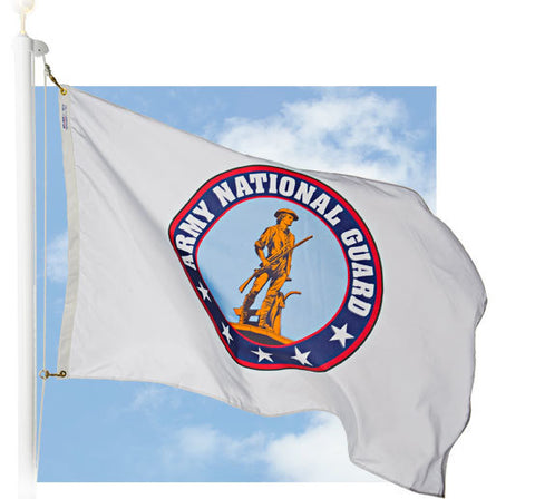 Army National Guard Outdoor Flags