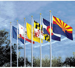 50 States - Outdoor - Complete Flag Sets