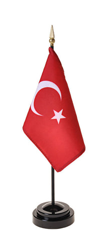 Turkey Small Flags