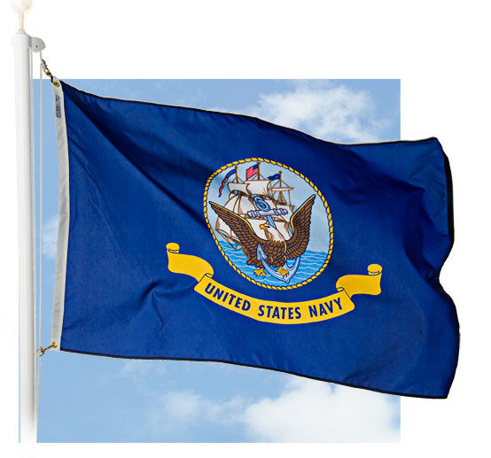 U.S. Navy Flags from LIBERTY FLAGS, The American Wave®