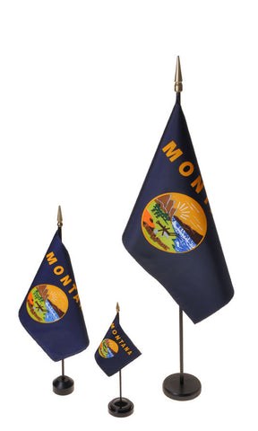 Montana Small Flags
