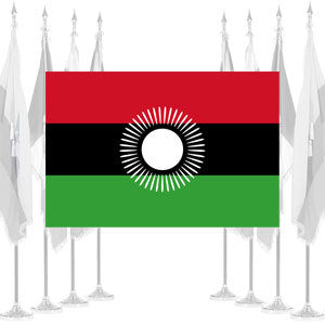 Malawi Ceremonial Flags