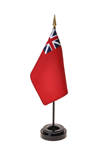 British Red Ensign Small Historic Flags