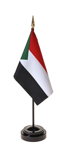 Sudan Small Flags