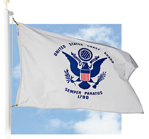 Coast Guard Outdoor Flags