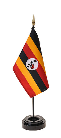 Uganda Small Flags