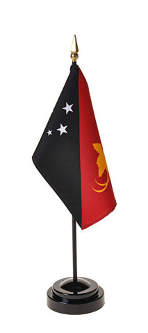 Papua-New Guinea Small Flags