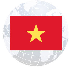 Vietnam Outdoor Flags