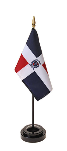 Dominican Republic Government Small Flags