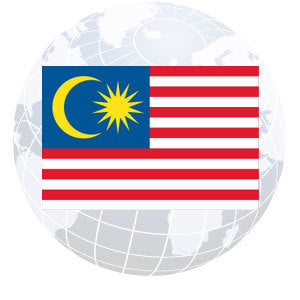 Malaysia Outdoor Flags