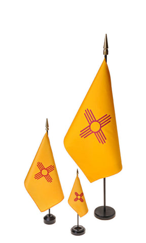 New Mexico Small Flags