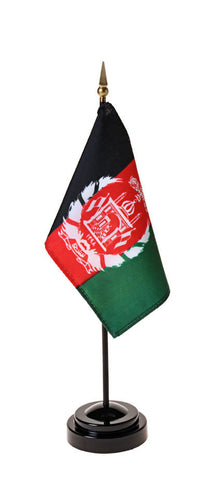 Afghanistan Small Flags