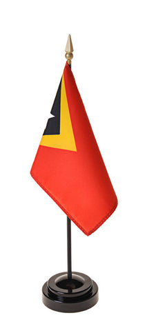 East Timor Small Flags