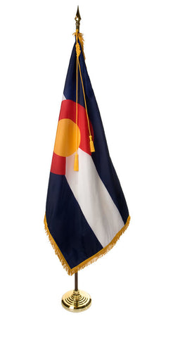 Colorado Ceremonial Flags and Sets