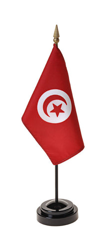 Tunisia Small Flags