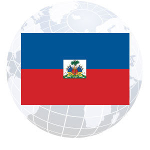 Haiti Government Outdoor Flags