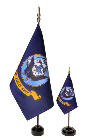Navy Small Flags