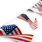 U.S. Flag Pennant Strings