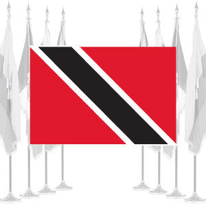 Trinidad and Tobago Ceremonial Flags
