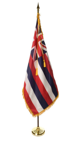 Hawaii Ceremonial Flags and Sets