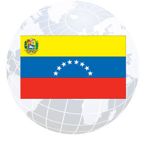 Venezuela Government Outdoor Flags