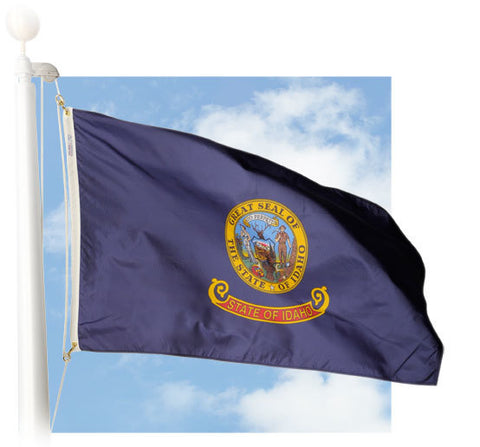 Idaho Outdoor Flags