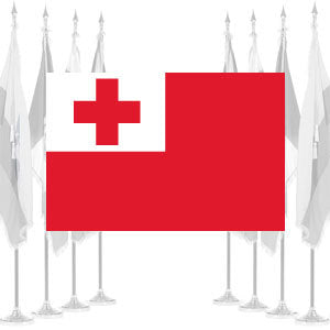 Tonga Ceremonial Flags