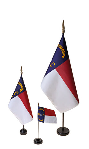 North Carolina Small Flags