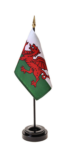 Wales Small Flags