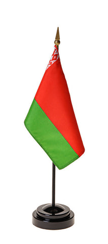 Belarus Small Flags