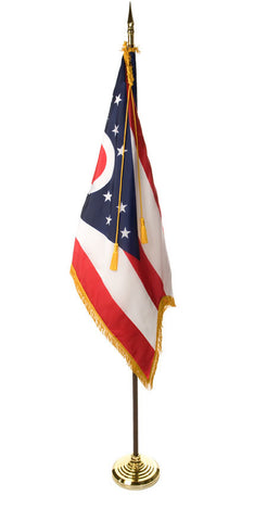 Ohio Ceremonial Flags and Sets