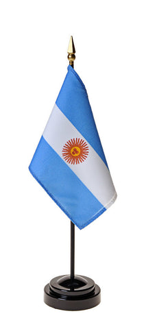 Argentina Government Small Flags