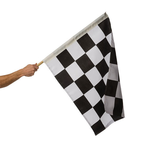 Racing Finish Flags