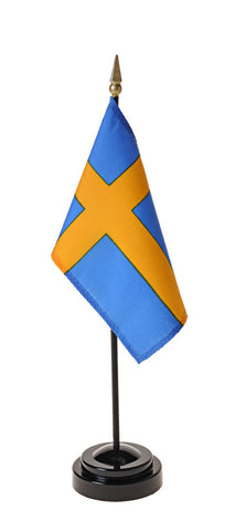 Sweden Small Flags