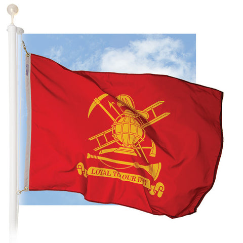 Fire Fighters Flag