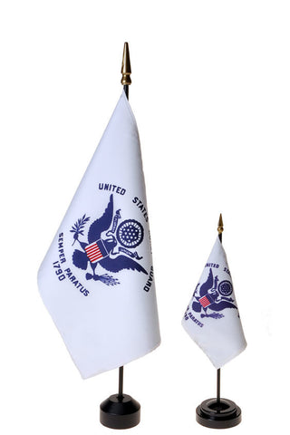 Coast Guard Small Flags