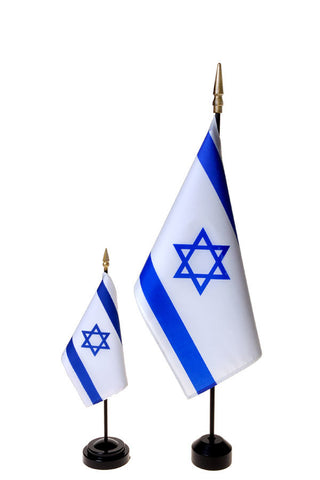 Israel Small Flags