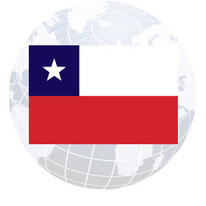 Chile Outdoor Flags
