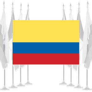Ecuador Civil Ceremonial Flags