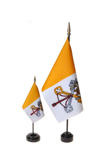 Papal Small Flags