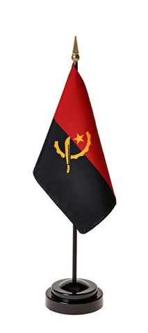 Angola Small Flags