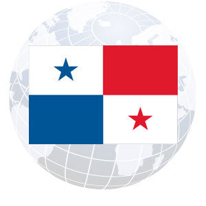 Panama Outdoor Flags