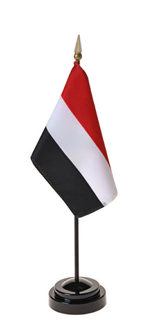 Yemen Small Flags