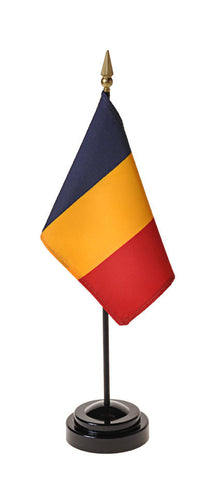 Romania Small Flags