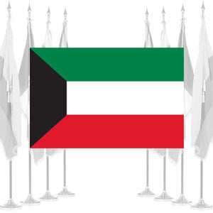 Kuwait Ceremonial Flags