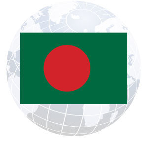 Bangladesh Outdoor Flags