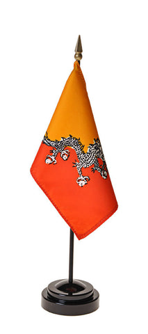 Bhutan Small Flags