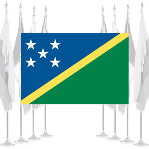 Solomon Islands Ceremonial Flags