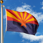 Arizona Polyester Outdoor Flags
